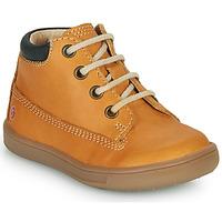 Scarpe Bambino Sneakers alte GBB NORMAN Arancio