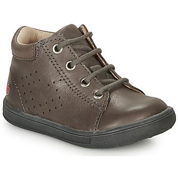 Scarpe Bambino Sneakers alte GBB FOLLIO Grigio
