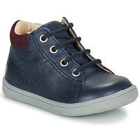 Scarpe Bambino Sneakers alte GBB FOLLIO Blu