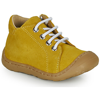 Scarpe Bambino Sneakers alte GBB FREDDO Giallo
