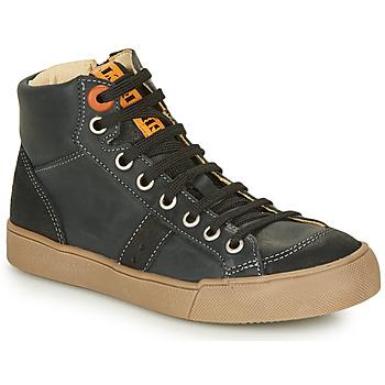 Scarpe Bambino Sneakers alte GBB OSTRAVI Nero