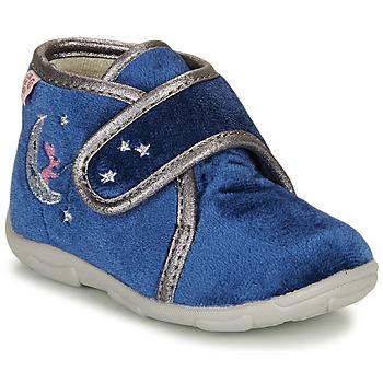 Scarpe Bambina Pantofole GBB OCELINA Blu