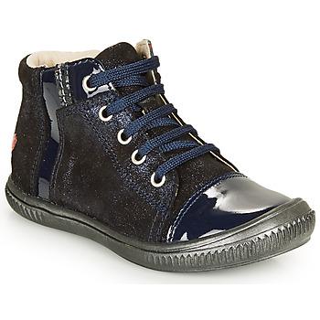Scarpe Bambina Sneakers alte GBB OUNA Blu