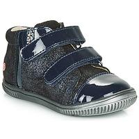 Scarpe Bambina Sneakers alte GBB ODITA Blu