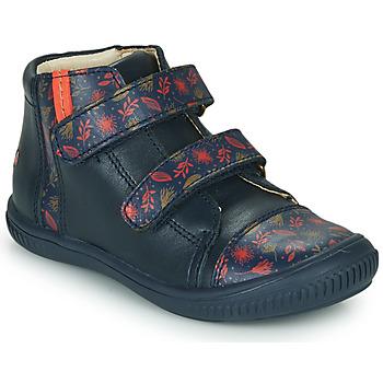 Scarpe Bambina Sneakers alte GBB ODITA Marine