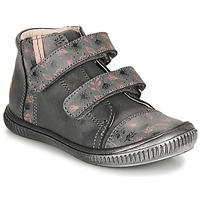 Scarpe Bambina Sneakers alte GBB ODITA Grigio