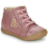 Scarpe Bambina Sneakers alte GBB OTANA Viola