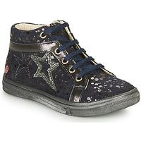 Scarpe Bambina Sneakers alte GBB NAVETTE Marine