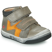 Scarpe Bambino Sneakers alte GBB OGROU Grigio