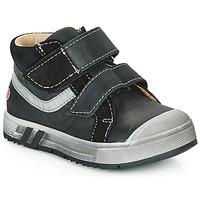 Scarpe Bambino Sneakers alte GBB OMALLO Nero
