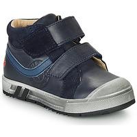 Scarpe Bambino Sneakers alte GBB OMALLO Blu