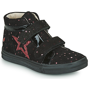 Scarpe Bambina Sneakers alte GBB OHANE Nero