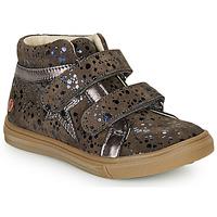 Scarpe Bambina Sneakers alte GBB OHANE Taupe