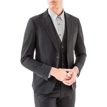 Abbigliamento Uomo Giacche da completo Antony Morato MMJA00364-FA600104-GIACCA 9000-nero