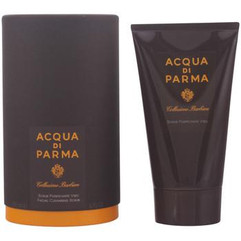 Accessori Uomo Prodotti di trattamento Acqua Di Parma COLLEZIONE BARBIERE scrub face 150 ml multicolore