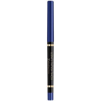 Bellezza Donna Matia per occhi Max Factor Khol Kajal Liner Automatic Pencil 002-azure 5 g