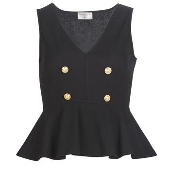 Abbigliamento Donna Top / Blusa Moony Mood KILLE Nero