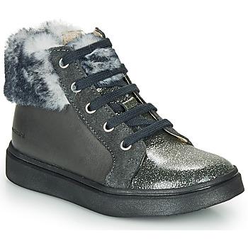 Scarpe Bambina Sneakers alte Catimini MARCELLE Grigio