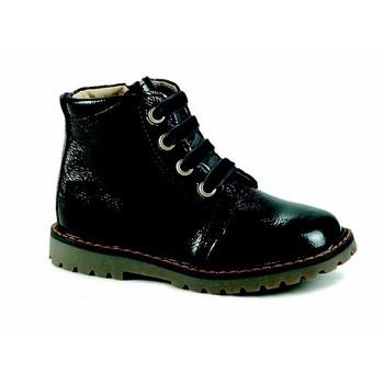 Scarpe Bambina Sneakers alte Catimini CAREA Nero grigio