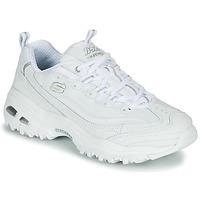 Scarpe Donna Sneakers basse Skechers D'LITES Bianco