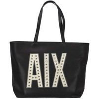 Borse Donna Borse a mano Armani Exchange 942426-8A270-BORSA-SHOPPING 00020-nero