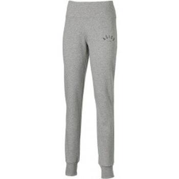 Abbigliamento Donna Pantaloni da tuta Asics Cuffed Pant grigio
