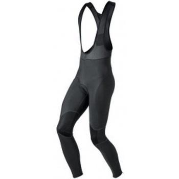 Abbigliamento Uomo Tuta jumpsuit / Salopette Odlo Suspenders Cushion nero