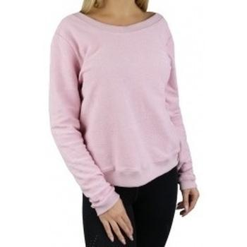Abbigliamento Donna Felpe Gymhero Hoodie rosa