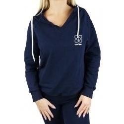 Abbigliamento Donna Felpe Gymhero Hoodie blu