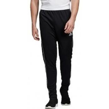 Abbigliamento Uomo Pantaloni da tuta Adidas Teamwear Core 18 Training nero