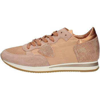 Scarpe Donna Sneakers basse Philippe Model TRLDSD11 ROSA