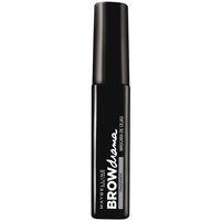 Bellezza Donna Mascara Ciglia-finte Maybelline Brow Drama Mascara transparent  7,6 ml