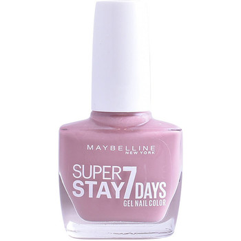Bellezza Donna Smalti Maybelline New York Superstay Nail Gel Color 130-rose Poudre 10 ml