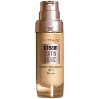 Bellezza Donna Fondotinta & primer Maybelline Dream Satin Liquid Foundation+serum 48-sun Beige 30 ml
