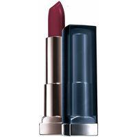 Bellezza Donna Rossetti Maybelline Color Sensational Mattes Lipstick 975-divine Wine 4 ml