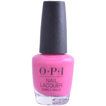 Bellezza Donna Smalti Opi Nail Lacquer no Turning Back From Pink Street 15 ml