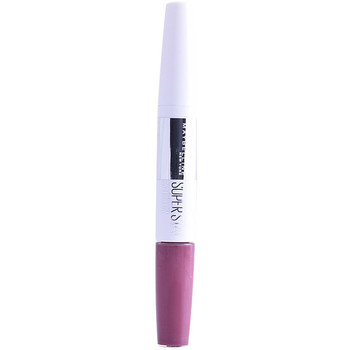 Bellezza Donna Rossetti Maybelline Superstay 24h Lip Color 260-wildberry  9 ml