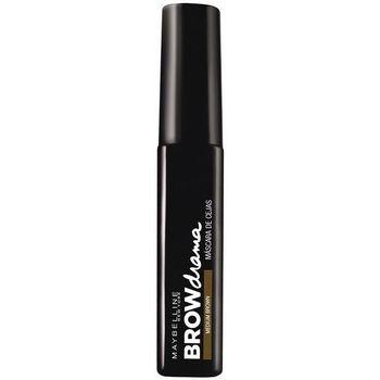 Bellezza Donna Trucco sopracciglia Maybelline Brow Drama Mascara medium Brown 7,6 ml