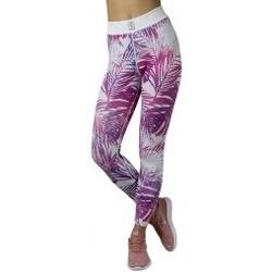 Abbigliamento Donna Leggings Gymhero Leggins rosa