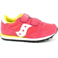 Scarpe Bambina Sneakers basse Saucony F.JAZZ DOUBLE HL.14 ROSA