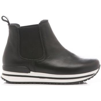Scarpe Bambina Stivaletti Chiara Luciani Chiara Luciani Sneakers Alte Bambina A171 nero