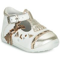 Scarpe Bambina Ballerine Catimini CANETTE Bianco