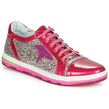 Scarpe Bambina Sneakers basse Ramdam KASAI Rosa