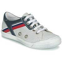 Scarpe Bambino Sneakers basse Ramdam KAGOSHIMA Bianco / Blu