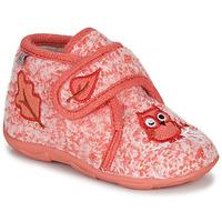 Scarpe Bambina Pantofole GBB NEOPOLO Rosa / Rosso