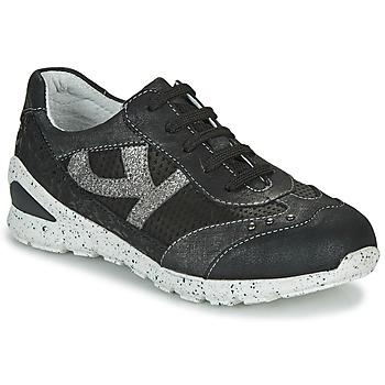 Scarpe Bambina Sneakers basse Ikks FIONA Nero