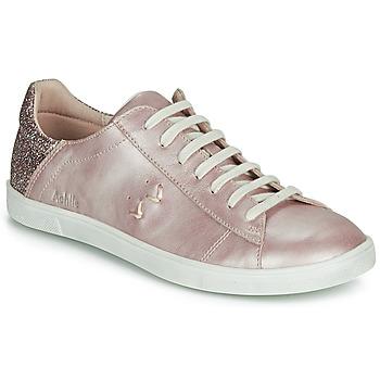 Scarpe Bambina Sneakers basse Achile PAULA Rosa