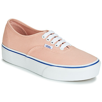 Scarpe Donna Sneakers basse Vans AUTHENTIC PLATFORM 2.0 Rosa