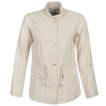 Abbigliamento Donna Parka Only ONLDANIELLE Beige