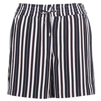 Abbigliamento Donna Shorts / Bermuda Only ONLPIPER Marine / Bianco
